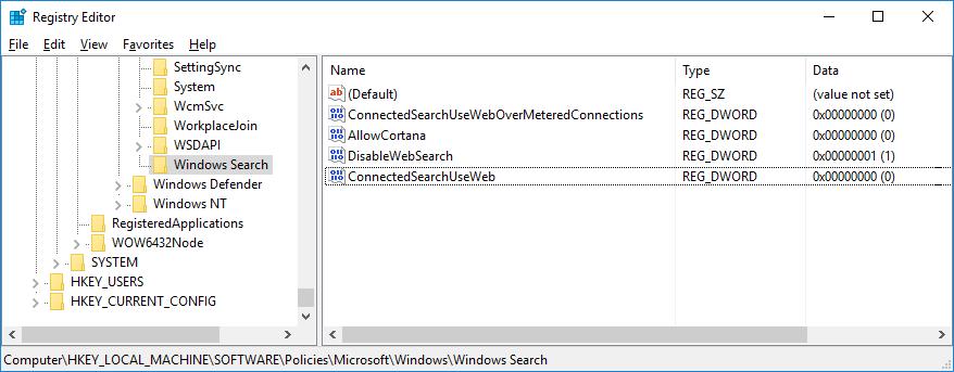 Ophelion 4 quick Windows 10 Registry Tweaks That Remove
